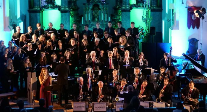 Jazzfestival in der Ebersberger Kirche gesponsert von Rothmoser