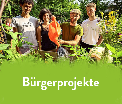 Bürgerprojekte